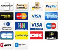 Formy Płatności lokalizacjagps.com
